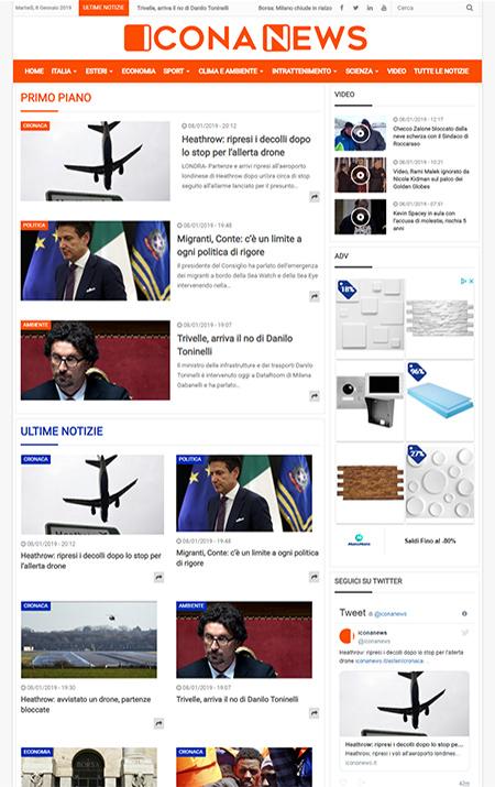 Icona News